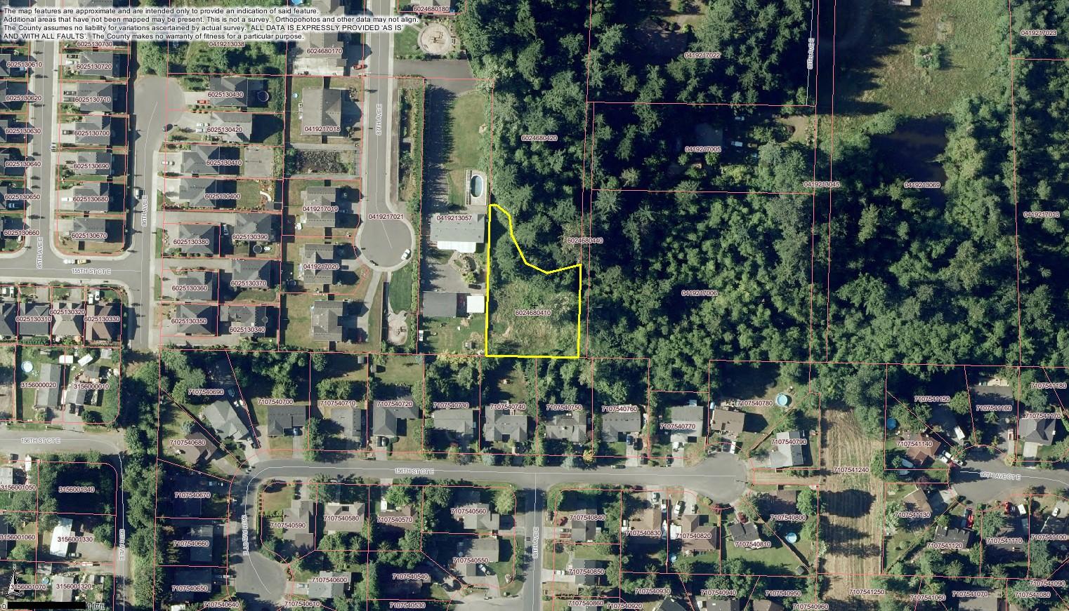 Pierce County Property Gis